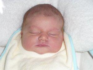 B as newborn