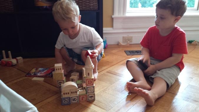 Building a Castle