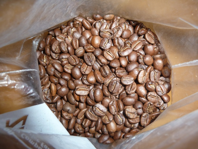And... the perfect light roast!