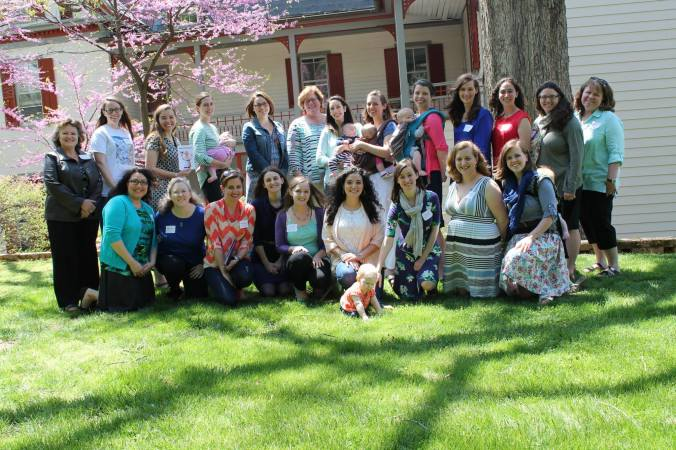 These Walls -- Becoming Community: Mid-Atlantic Conference for Catholic Women Bloggers -- 15