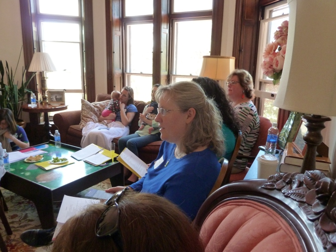 These Walls -- Becoming Community: Mid-Atlantic Conference for Catholic Women Bloggers -- 18