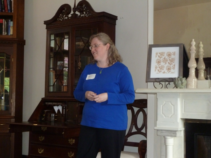 These Walls -- Becoming Community: Mid-Atlantic Conference for Catholic Women Bloggers -- 12