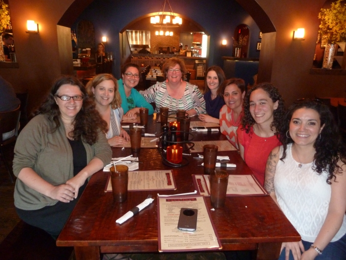 These Walls -- Becoming Community: Mid-Atlantic Conference for Catholic Women Bloggers -- 14