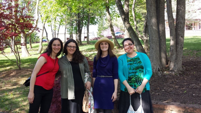 These Walls -- Becoming Community: Mid-Atlantic Conference for Catholic Women Bloggers -- 13