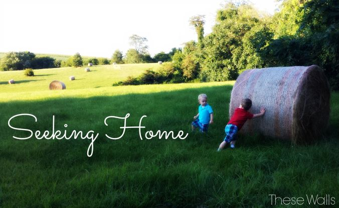 These Walls - Seeking Home - 12
