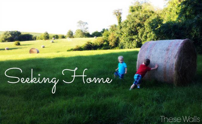 These Walls - Seeking Home - 12