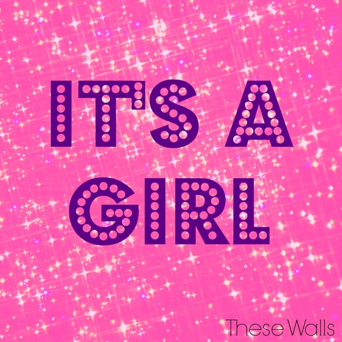 These Walls -- Sweet Resignation -- It's A Girl!