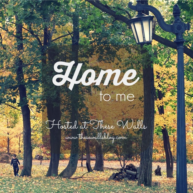 These Walls - Home to Me