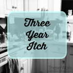 These Walls - Three Years In