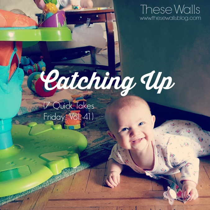 These Walls - Catching Up 7QT41