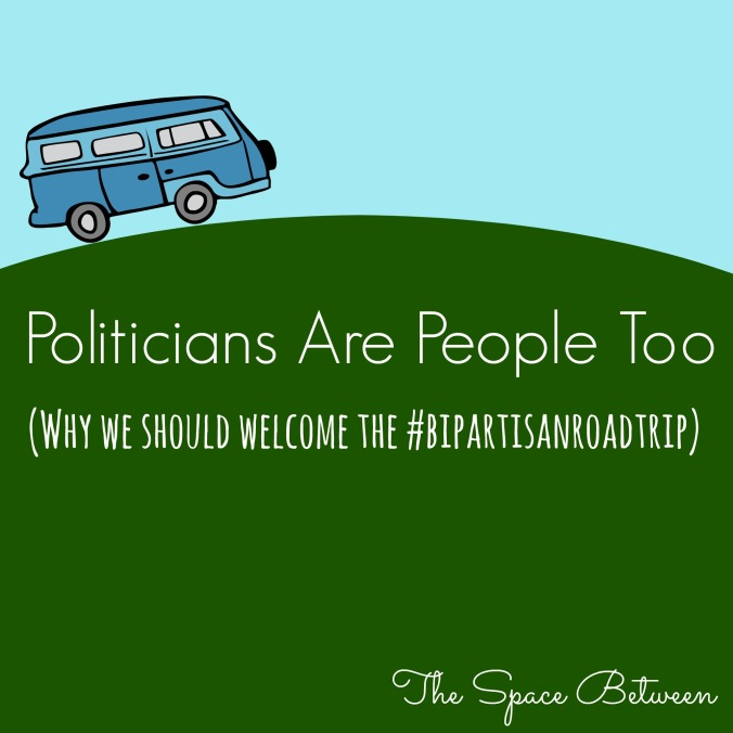 The Space Between - Politicians Are People Too