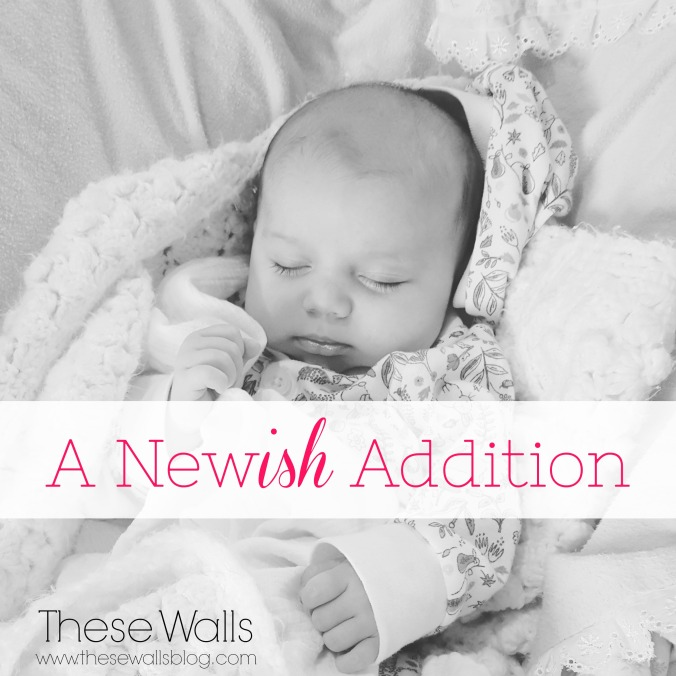 These Walls - A Newish Addition